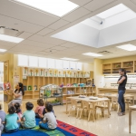 Bouck Court, Brooklyn's Daily Discovery Pre-K, Location: Brooklyn NY, Architect: Caples Jefferson Architects